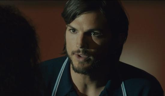 Ashton Kutcher como Steve Jobs Vídeo, novedades y comentarios de Wozniak sobre la película JOBS