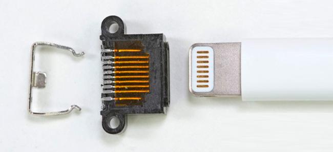 Conector Lightning