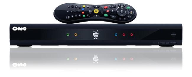 Disfruta de TiVo en España de la mano de ONO