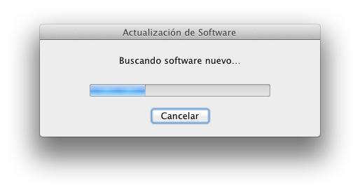Actualización de Software Actualización de Java para OS X y de iTunes