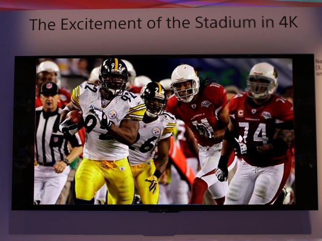 Super Bowl en 4K