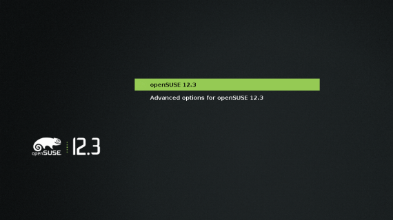 openSUSE 12.3 RC2 ya disponible