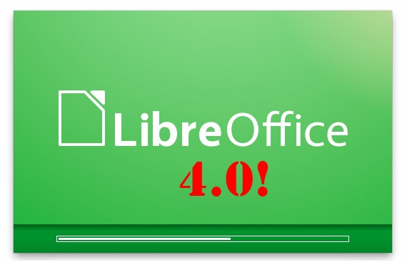 LibreOffice 4, ya disponible