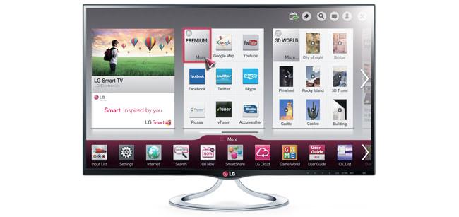LG MT93, un pequeño Smart TV de grandes características